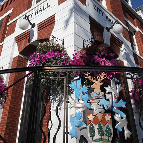 City Hall Page