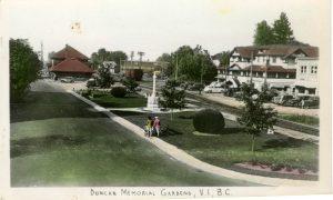 Duncan Memorial Gardens, V.I. B.C