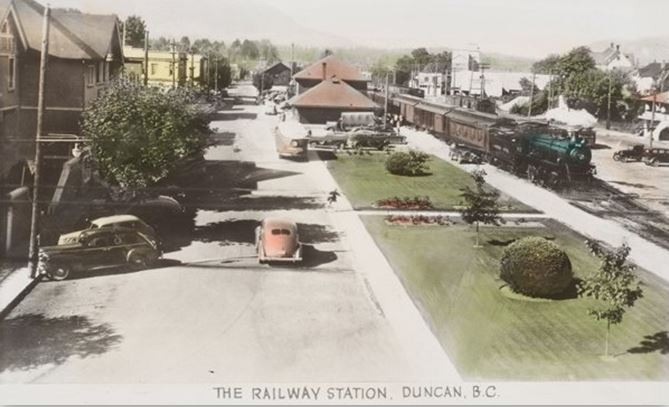 History & Heritage – City of Duncan
