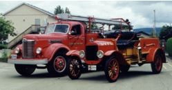 Fire Dept Antiques