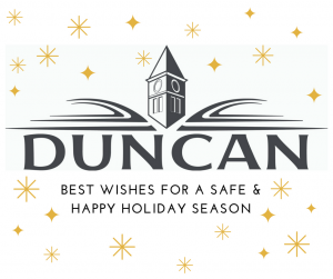 BEST WISHES FOR A SAFE & HAPPY HOLIDAY SEASON