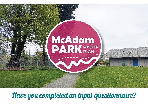 McAdam and Rotary Park Public Consultation Information Sheet